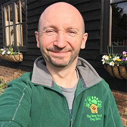 profile picture of scott stockwell the concierge at the new forest dog hotel home boarding for dogs