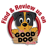 The New Forest Dog Hotel Hampshire is listed in The Good Dog Guide